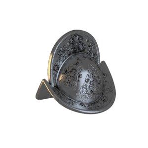 ancient metal helmet 3D model