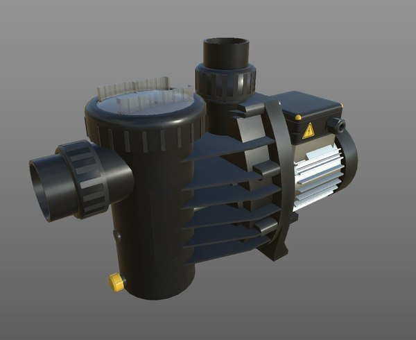 speck badu magic pump 3D model