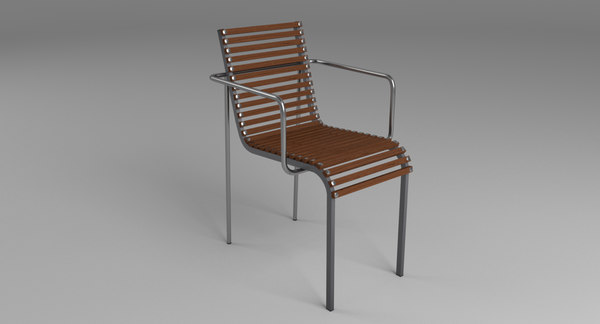 tempore seat 3D