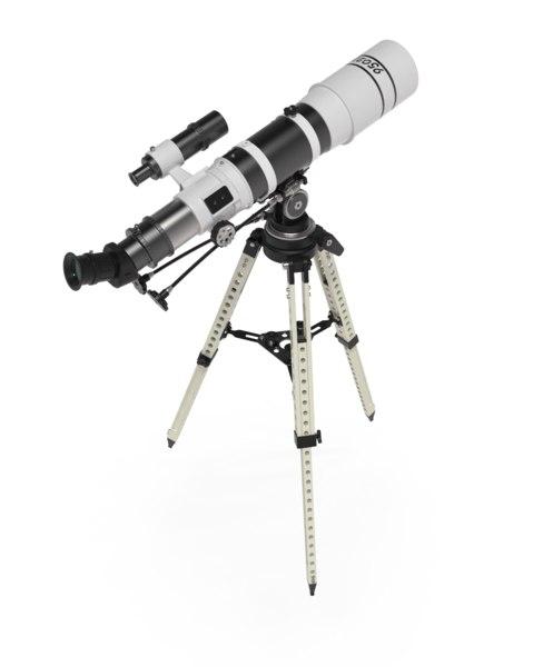 optical telescope space hunter model