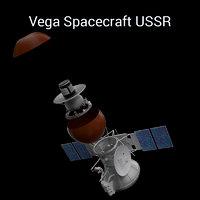Vega Spacecraft USSR