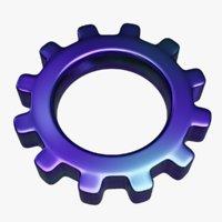 3D gear unobtainium