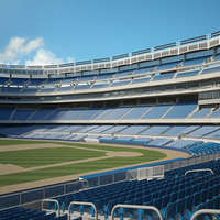 3D yankee stadium