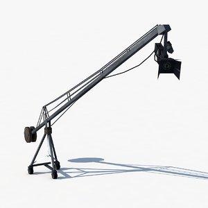 3D camera crane