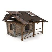 shed farm 3D