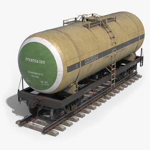railroad tank car games model