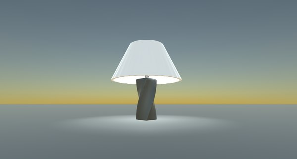 lamp light 3D
