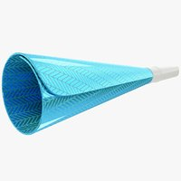 3D noisemaker holiday fiesta