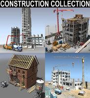 3D construction concrete mixer