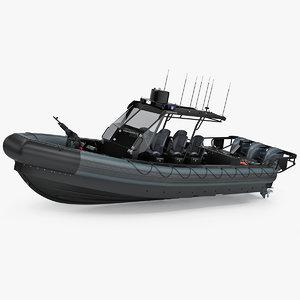 3D zh-1100 mach ii ob