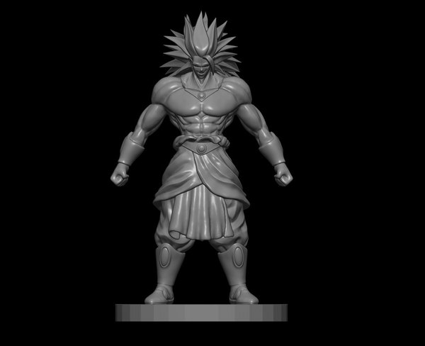 3D dbz dragonball model