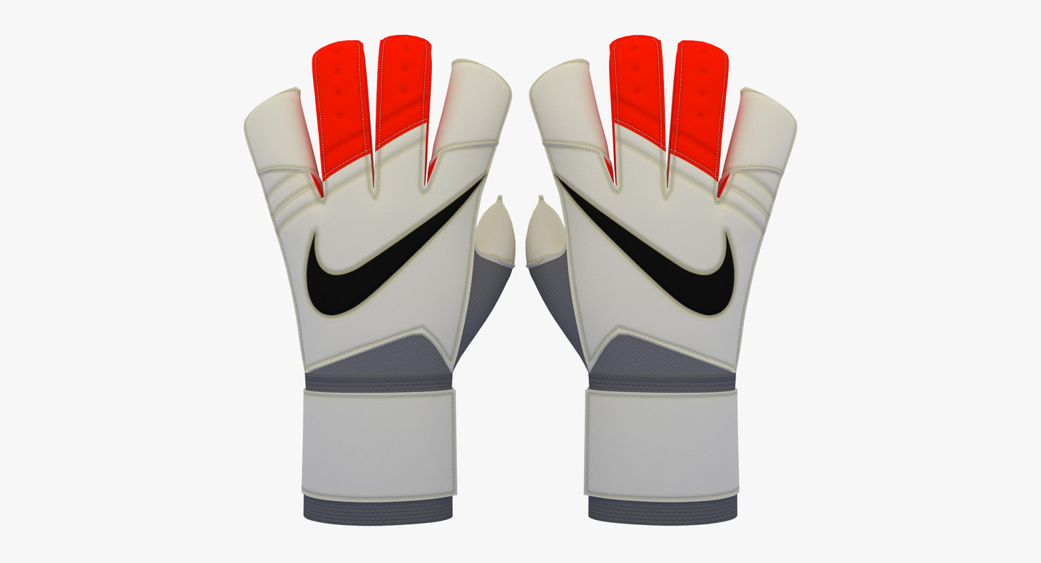 3D nike grip keeper glove