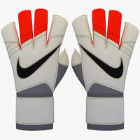 3D nike grip keeper glove