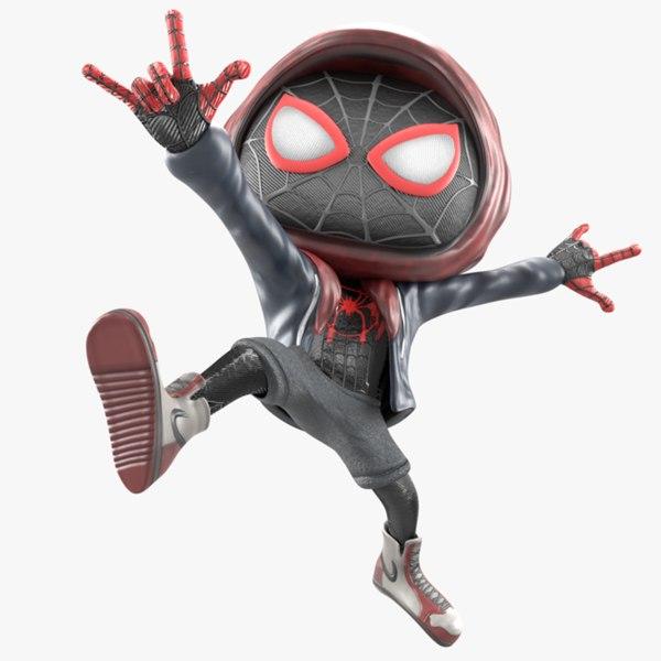 spiderman spider model