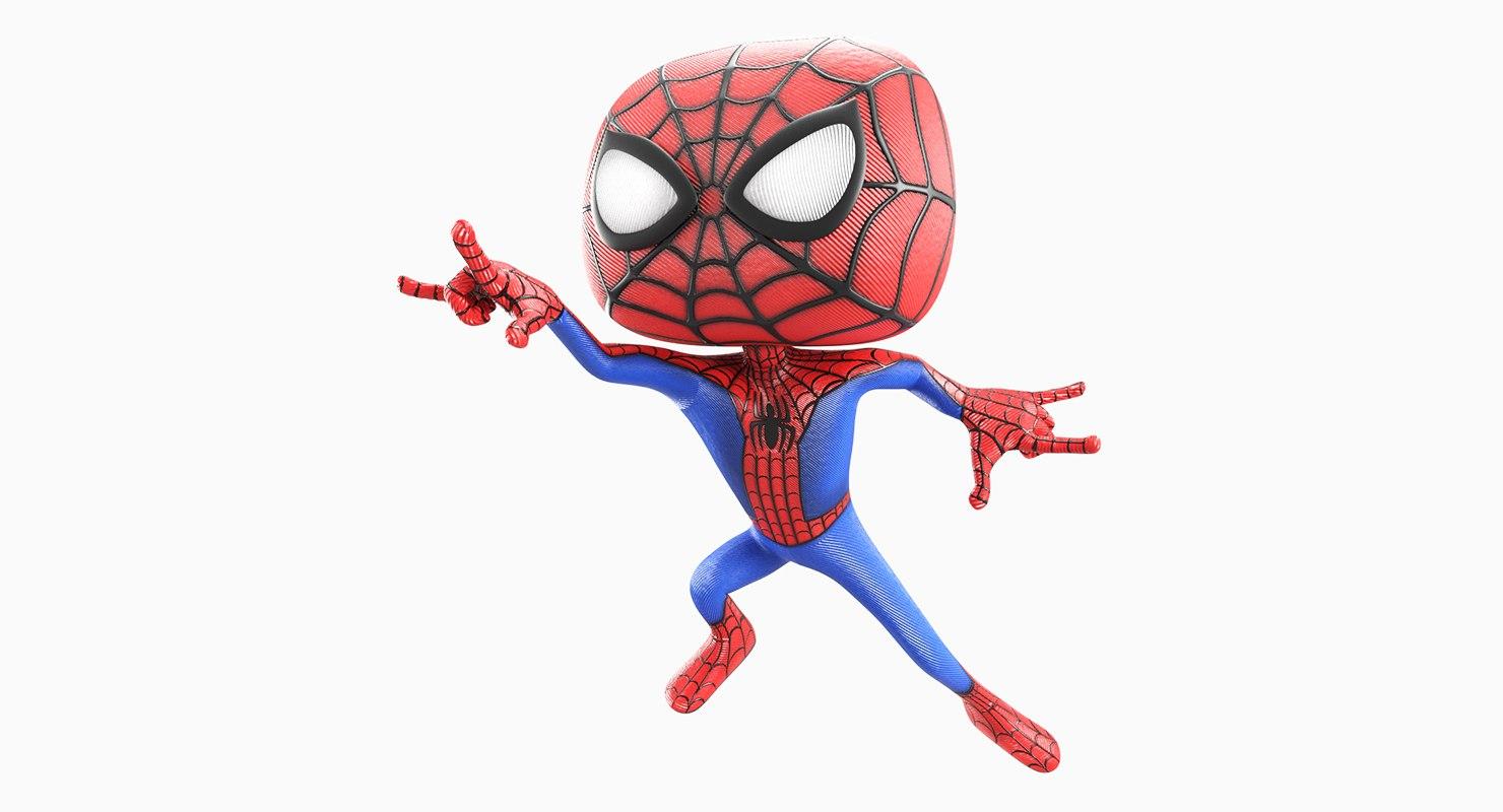 Dessin Animé Spiderman Original