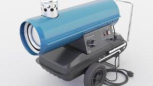 oil heater model