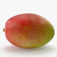 3D mango 01 model