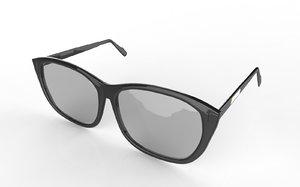 eye glasses model