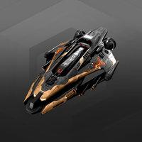 SF Guardian Frigate