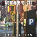 3D model archmodels vol 211