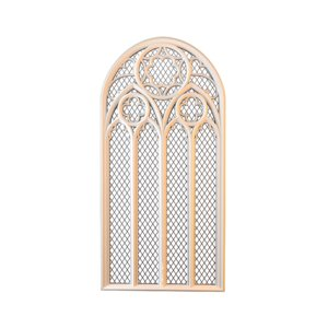 gothic window model
