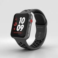 apple watch aluminum model