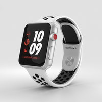 apple watch aluminum 3D model