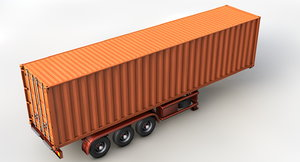 3D container vehicles