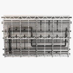 ceiling ventilation 32 3D