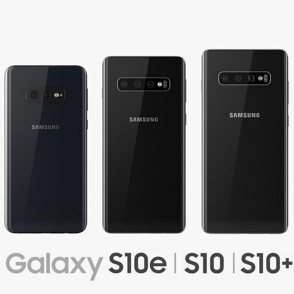 3D samsung galaxy s10
