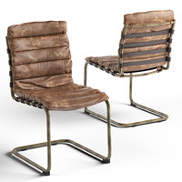 loftdesigne chair 2015 seat 3D model