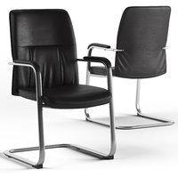 loftdesigne chair 2022 seat 3D model