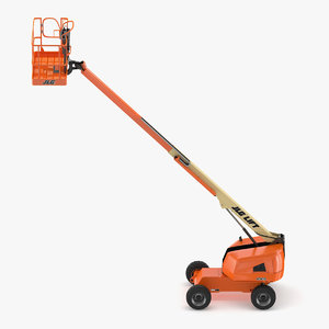 boom telescopic jlg 3D