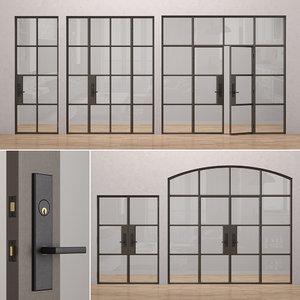 3D rehme steel doors 1