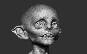 goblin character model