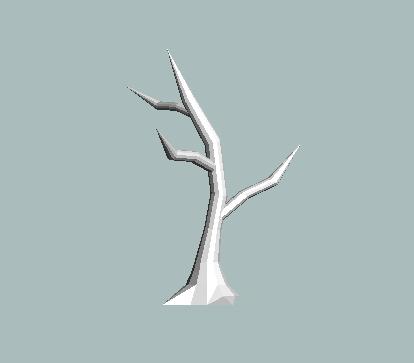 tree simple dead model