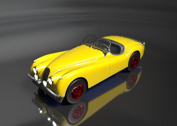 3D model 2013 sport coupe