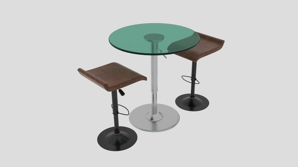 3D otto padded lift dining