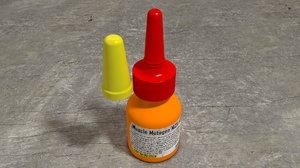 3D spray mutagenic model