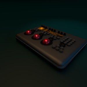 color control surface correct 3D model