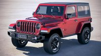 Jeep Wrangler Rubicon SoftTop 2019
