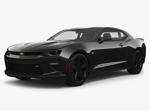 chevrolet camaro 2018 interior model