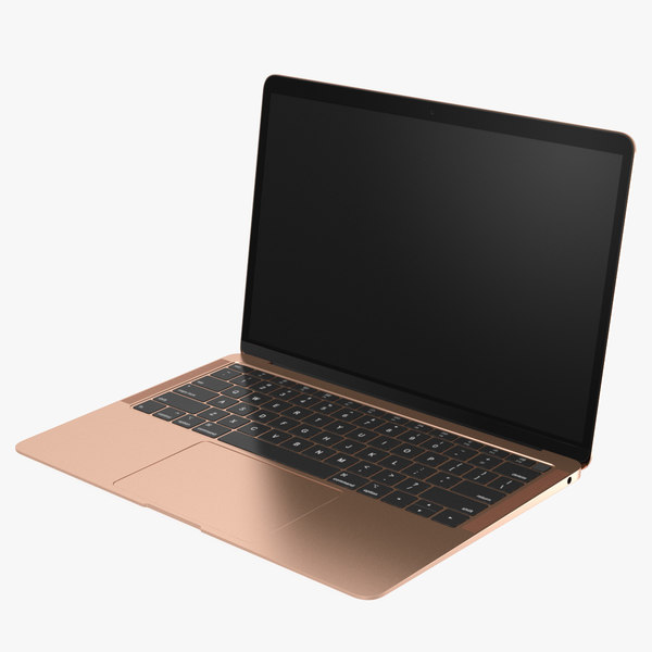 ultraportable laptop gold portable 3D