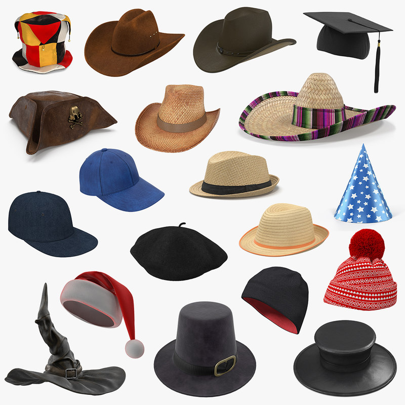 hats 4 model