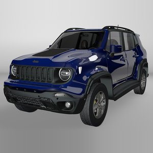 jeep renegade trailhawk 2019 model