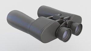 3D binoculars prims