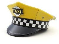 3D cap taxi model