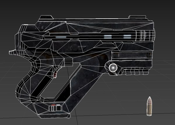 3D future gun