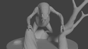 3D model d print