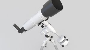 telescope refracting scope model